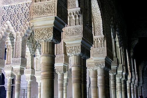 Granada, ciudad andalusí 1