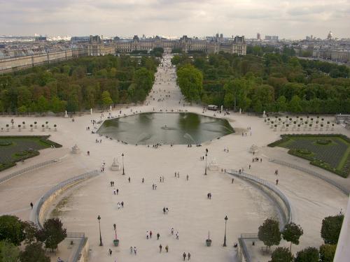 Parques y Jardines de París 1