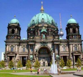 Visita la Catedral de Berlín 2