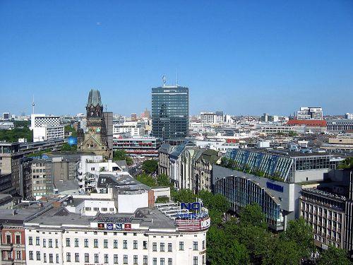 De compras por Berlín 1