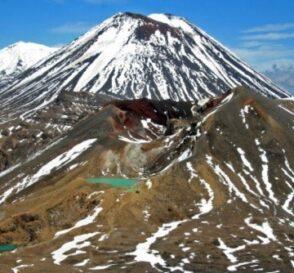 El Parque Nacional Tongariro en Nueva Zelanda 2