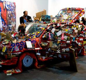 Arte Contemporáneo en Madrid 2