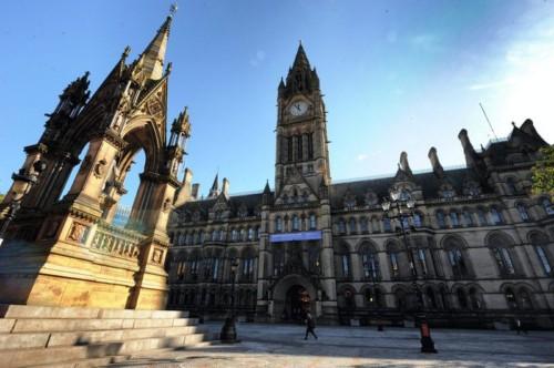 Visita el Ayuntamiento de Manchester 1