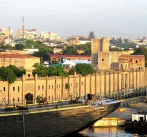 Las murallas de Santo Domingo en la República Dominicana 2