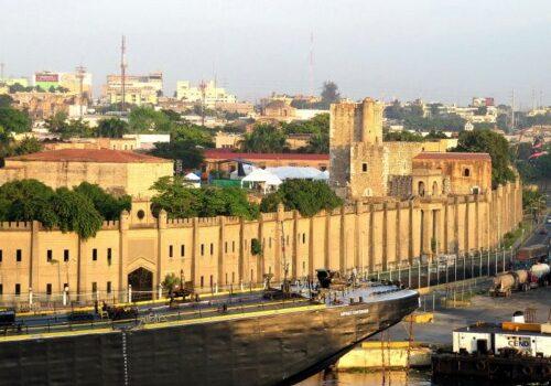 Las murallas de Santo Domingo en la República Dominicana 3