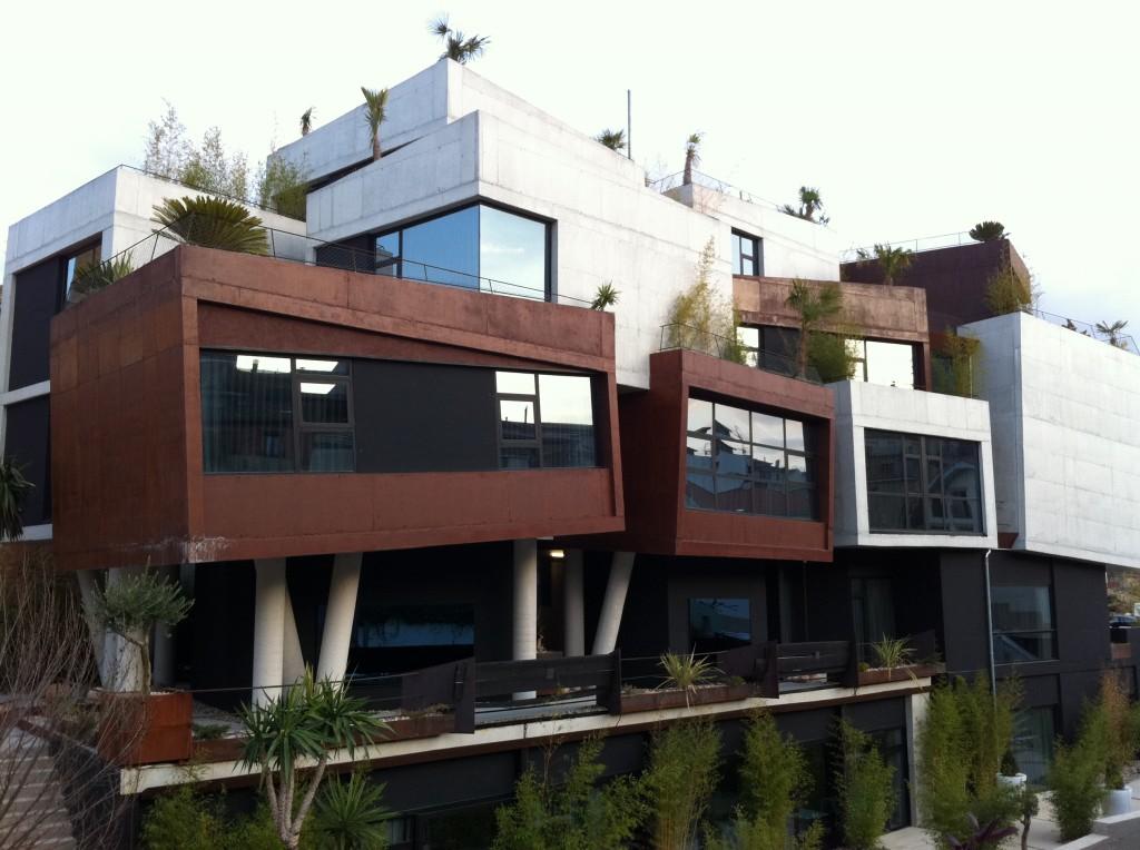 Hotel Viura, hotel de diseño para bodegas de diseño 1