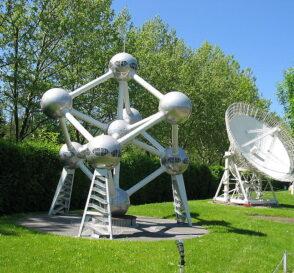 El Atomium de Bruselas 2