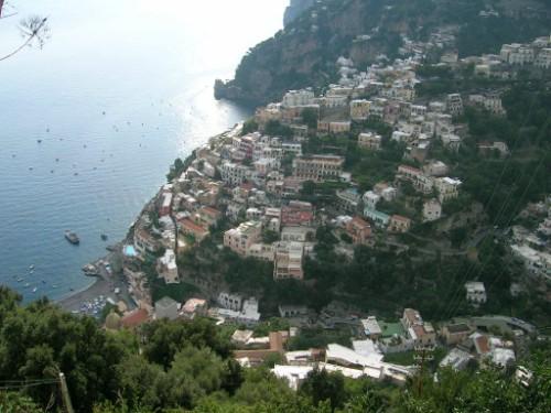 Positano, una joya en la Costa de Amalfi 1