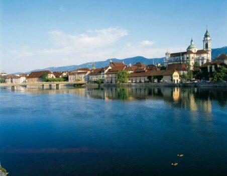 Solothurn, la ciudad del barroco en Suiza 7