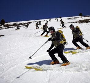 Un invierno de nieve en el Pirineo Aragonés 2