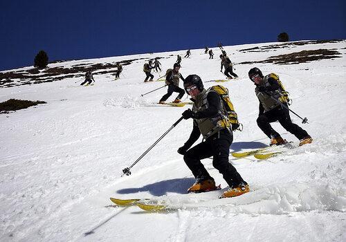 Un invierno de nieve en el Pirineo Aragonés 13