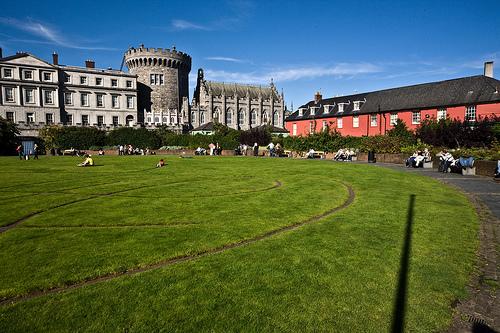 Disfruta de los paisajes verdes de Dublín 11