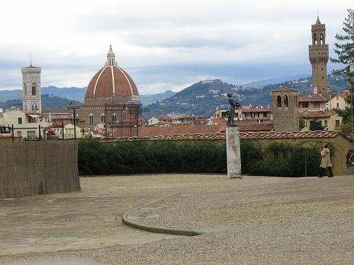 Florencia, el renacimiento italiano 1