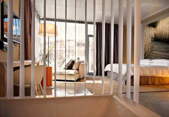 Hotel Viura, hotel de diseño para bodegas de diseño 6