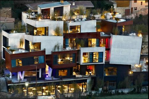 Hotel Viura, hotel de diseño para bodegas de diseño 5