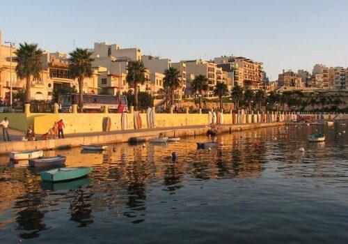 Bugibba, viaje romántico en Malta 3