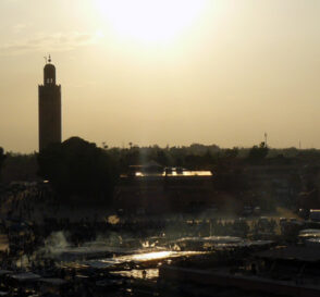 Marrakech, ciudad mágica 2