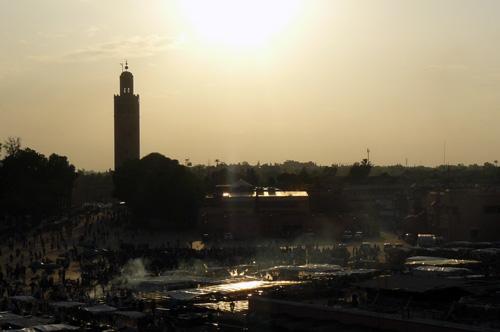 Marrakech, ciudad mágica 1