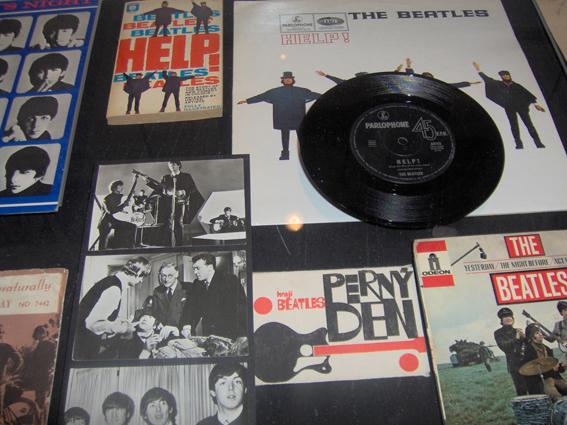 El Museo de los Beatles en Buenos Aires 1