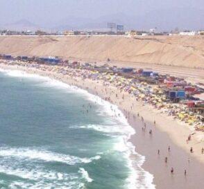 Playas en Lima 1