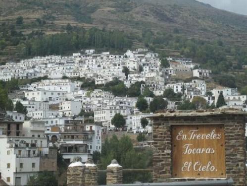 Las Alpujarras, ruta en la sierra de Granada 1