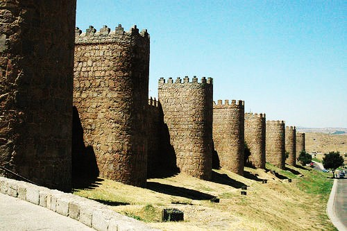 Ávila, tradición y modernidad 2