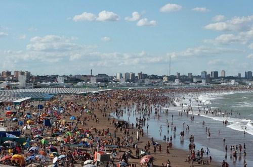 Mar del Plata, vacaciones de verano en Argentina 1