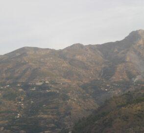 Sierra de Bodíjar, cerca pero lejos de Almuñecar 1