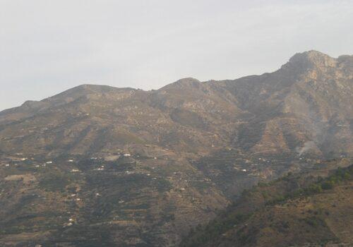 Sierra de Bodíjar, cerca pero lejos de Almuñecar 3