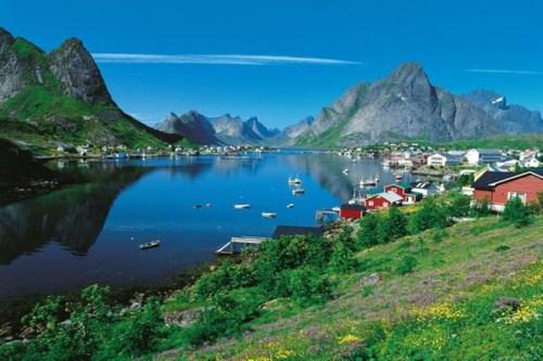 Las Islas Lofoten en Noruega 10