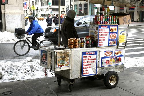 Gastronomía norteamericana en Nueva York 1