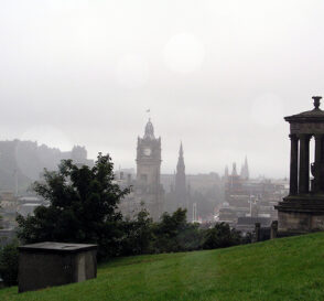 Edimburgo, ciudad Patrimonio de la Humanidad 1