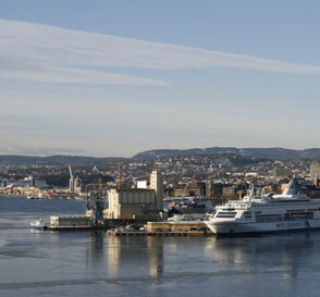 Oslo, ciudad enigmática 1