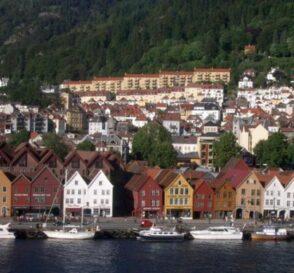 Bergen, la puerta de los fiordos en Noruega 1