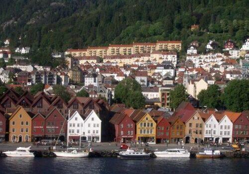 Bergen, la puerta de los fiordos en Noruega 8