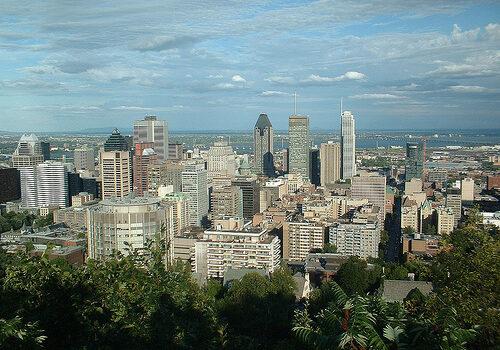 Montreal, metrópolis francófona de Canadá 4