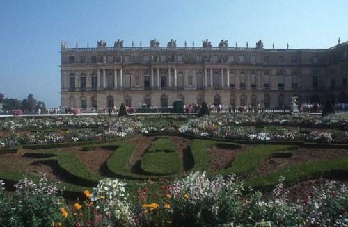 El Palacio de Versalles en París  1