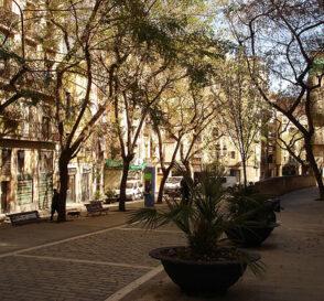 Barrio de borne en Barcelona 1