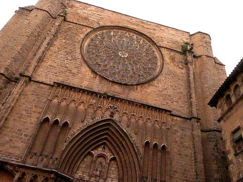 Plazas del gótico barcelonés 1