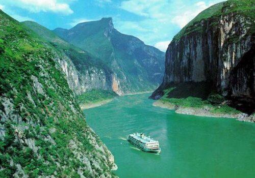 Cruceros por el río Yang-Tsé en China  11