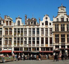 Grand Place, la gran atracción de Bruselas 1