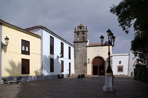 Cascos Antiguos de Tenerife 1