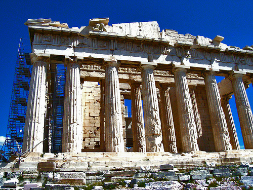 Atenas y la cultura griega 1