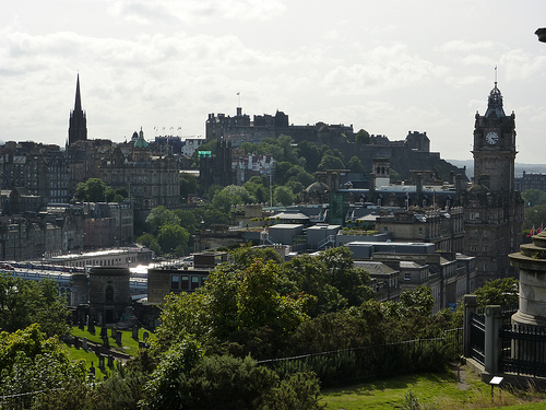 Edimburgo, la perla de Escocia 1