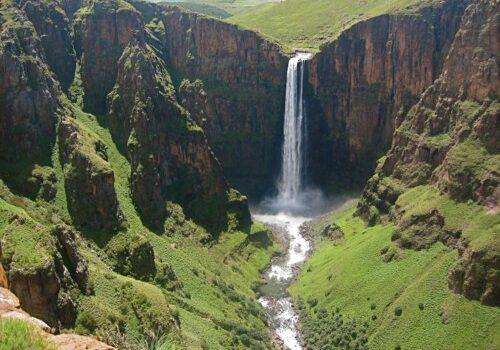 Lesotho, el techo de África 13