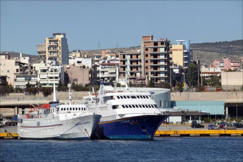 Cruceros desde el Pireo en Atenas 1