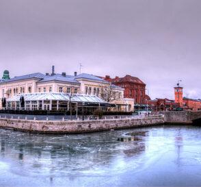 Suecia, para visitar en otoño 1