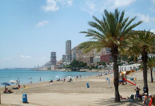 Alicante, eje central de la Costa Blanca 1
