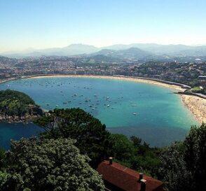 Las 3 playas de San Sebastian 1