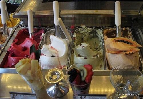 Florencia y el gelato, historia del helado italiano 1